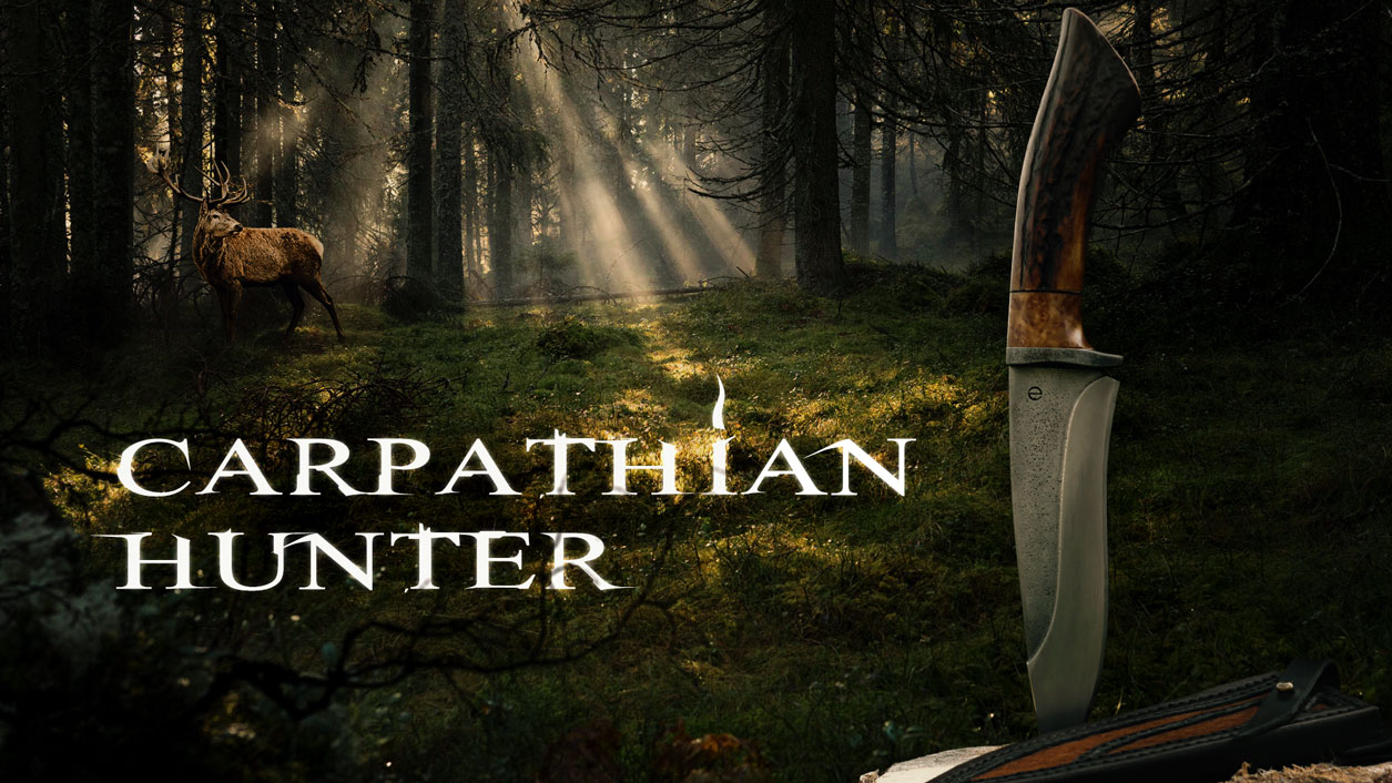 Carpathian Hunter Knife